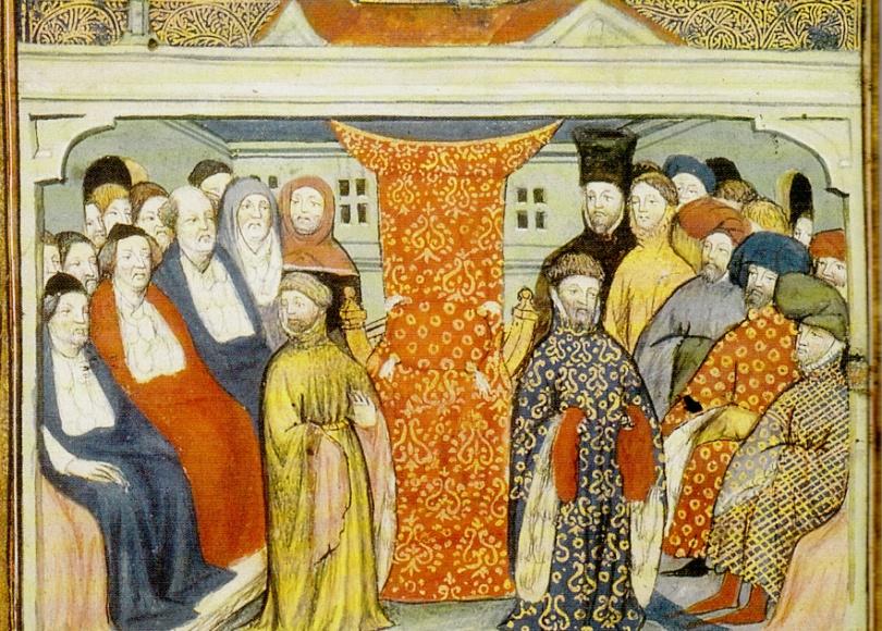 King Richard II deposed, 1399