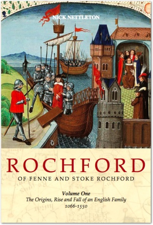 Rochford of Fenne and Stoke Rochford, Volume One cover