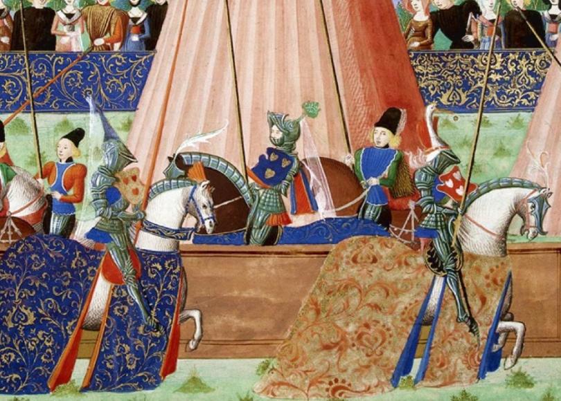 The 1390 joust at St-Inglevert