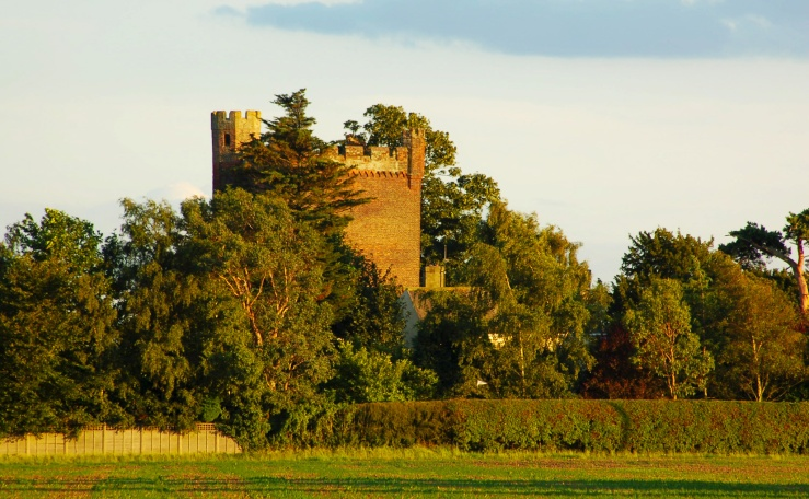 Rochford Tower, Fenne. Photo copyright Shane Bradshaw, all rights reserved.
