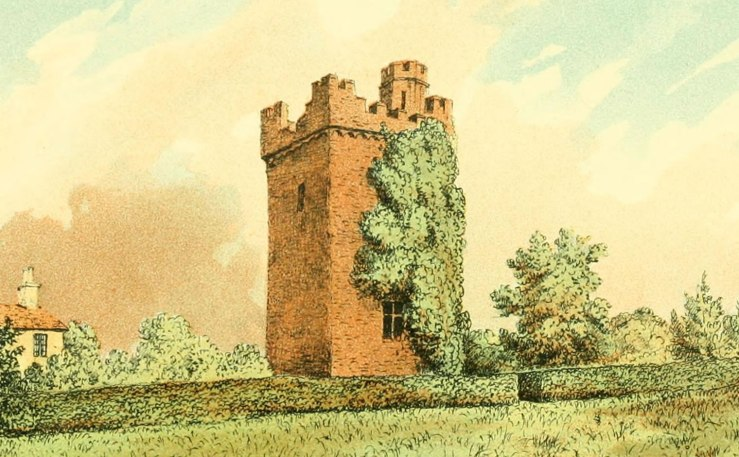 Rochford Tower by Edwin Whitefield, 1889